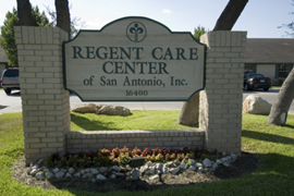 Regent Care Center San Antonio Tx